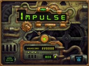 Play Impulse, a new particle propelling challenge from EdGE@TERC!